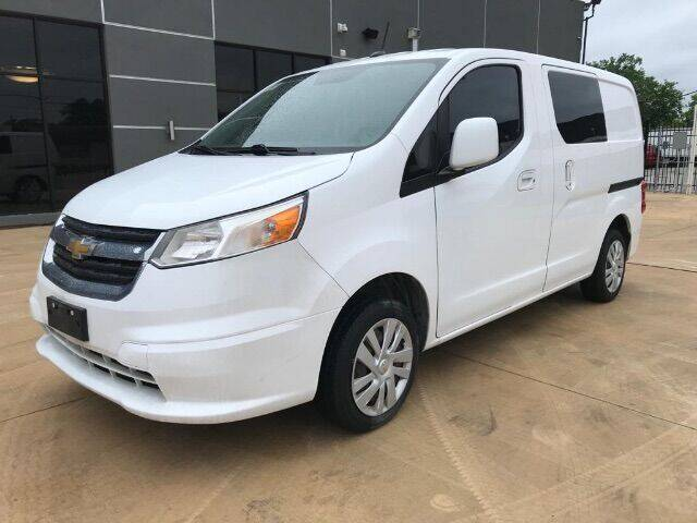 2015 Chevrolet City Express Cargo for sale at Eurospeed International in San Antonio TX