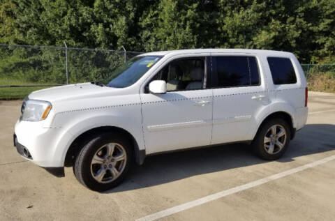 2013 Honda Pilot for sale at 9-5 AUTO in Topeka KS