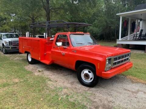 1980 GMC C/K 3500 Series for sale at Classic Car Deals in Cadillac MI