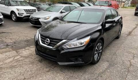 2017 Nissan Altima for sale at Ohio Auto Connection Inc in Maple Heights OH