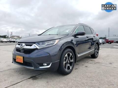 2018 Honda CR-V for sale at Hardy Auto Resales in Dallas GA