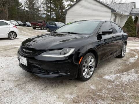2015 Chrysler 200 for sale at Williston Economy Motors in Williston VT