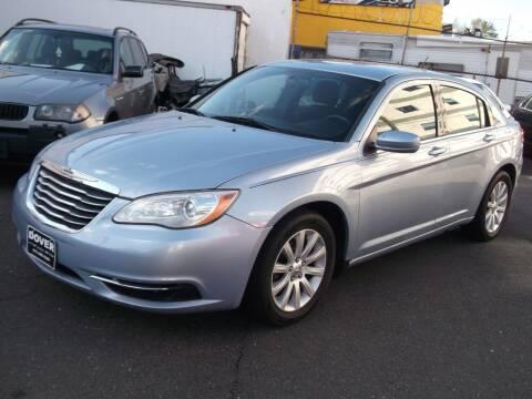 2014 Chrysler 200 for sale at Topchev Auto Sales in Elizabeth NJ