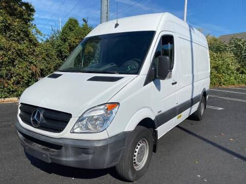 2013 Mercedes-Benz Sprinter Cargo for sale at Professionals Auto Sales in Philadelphia PA