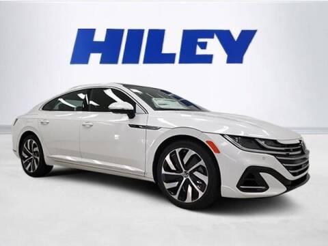 2021 Volkswagen Arteon for sale at HILEY MAZDA VOLKSWAGEN of ARLINGTON in Arlington TX