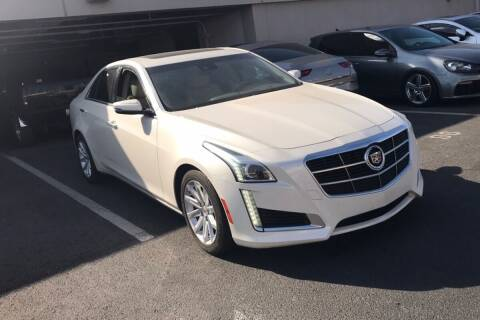2014 Cadillac CTS for sale at Boktor Motors in Las Vegas NV