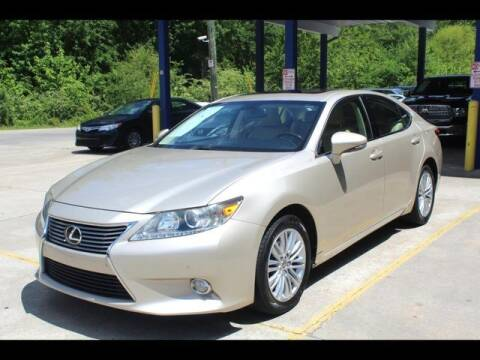 2013 Lexus ES 350 for sale at Inline Auto Sales in Fuquay Varina NC