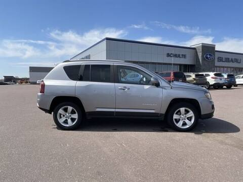 2016 Jeep Compass for sale at Schulte Subaru in Sioux Falls SD