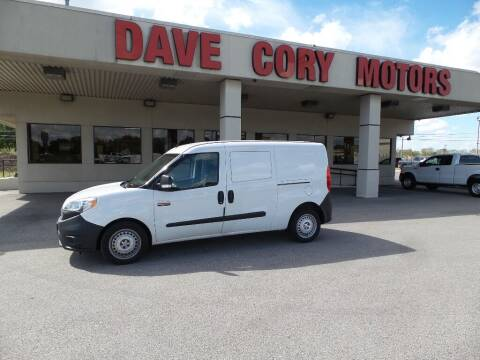 2019 RAM ProMaster City Cargo for sale at DAVE CORY MOTORS in Houston TX