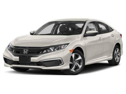 2020 Honda Civic for sale at EAG Auto Leasing in Marlboro NJ