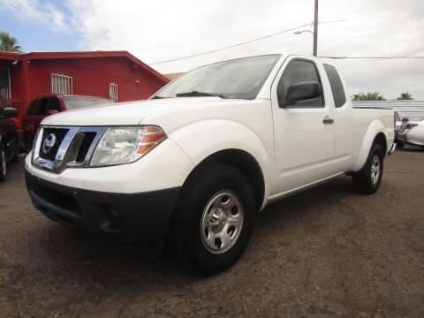 2016 Nissan Frontier for sale at Van Buren Motors in Phoenix AZ