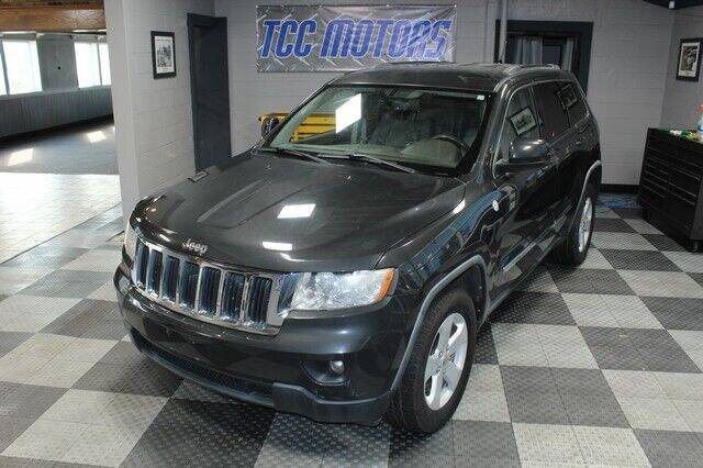 2011 Jeep Grand Cherokee for sale at TCC Motors in Farmington Hills MI