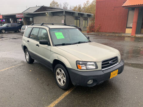 2005 Subaru Forester for sale at Freedom Auto Sales in Anchorage AK