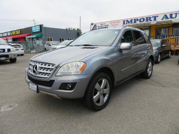 2010 Mercedes-Benz M-Class for sale at Import Auto World in Hayward CA