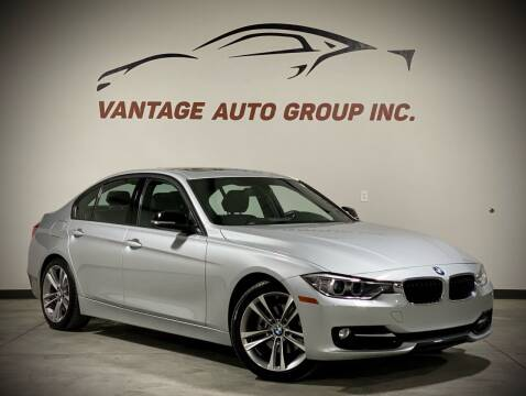 2012 BMW 3 Series for sale at Vantage Auto Group Inc in Fresno CA