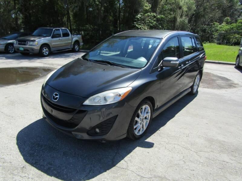 2013 Mazda MAZDA5 for sale in Hernando, FL
