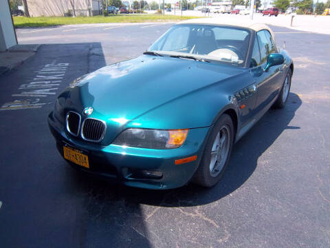 1997 BMW Z3 for sale at Brian's Sales and Service in Rochester NY