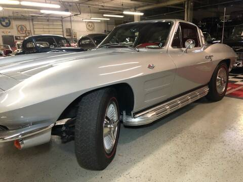 1964 Chevrolet Corvette for sale at Berliner Classic Motorcars Inc in Dania Beach FL