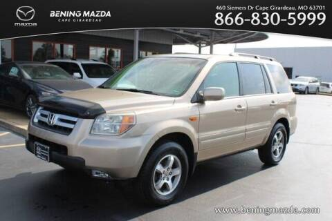 2006 Honda Pilot for sale at Bening Mazda in Cape Girardeau MO