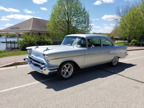 1957 Chevrolet Bel Air for sale at Advantage Auto Sales & Imports Inc in Loves Park IL