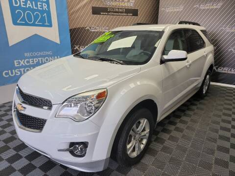 2014 Chevrolet Equinox for sale at X Drive Auto Sales Inc. in Dearborn Heights MI