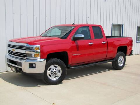 2015 Chevrolet Silverado 2500HD for sale at Lyman Auto in Griswold IA