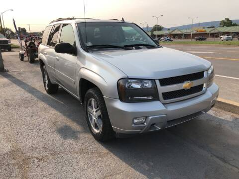 2007 Chevrolet TrailBlazer for sale at Rine's Auto Sales in Mifflinburg PA