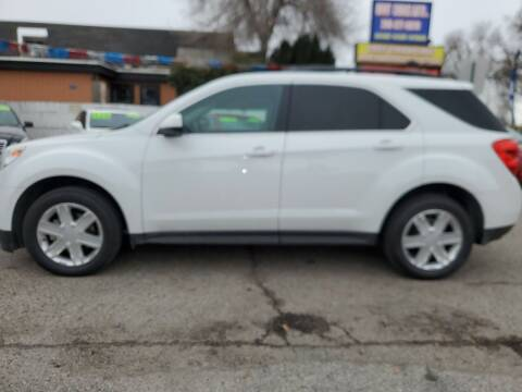 2014 Chevrolet Equinox for sale at Right Choice Auto in Boise ID