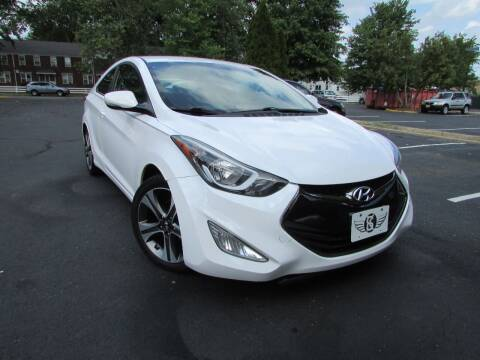 2014 Hyundai Elantra Coupe for sale at K & S Motors Corp in Linden NJ