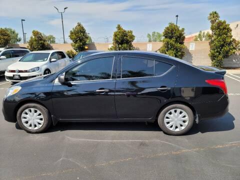 2014 Nissan Versa for sale at Auto Facil Club in Orange CA