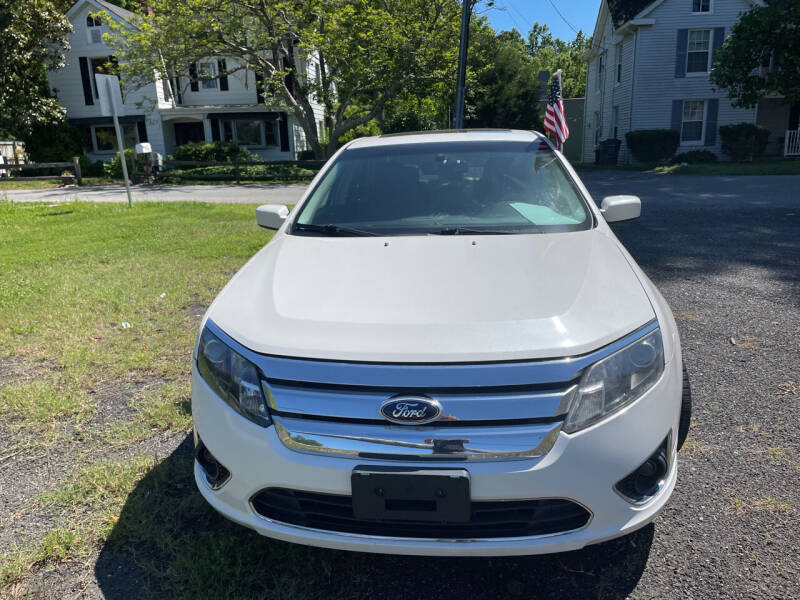 2010 Ford Fusion Hybrid for sale in Owings, MD