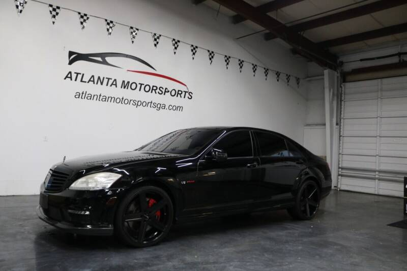 2011 Mercedes-Benz S-Class for sale at Atlanta Motorsports in Roswell GA