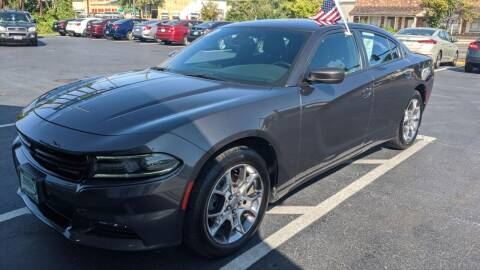 2016 Dodge Charger for sale at Shaddai Auto Sales in Whitehall OH