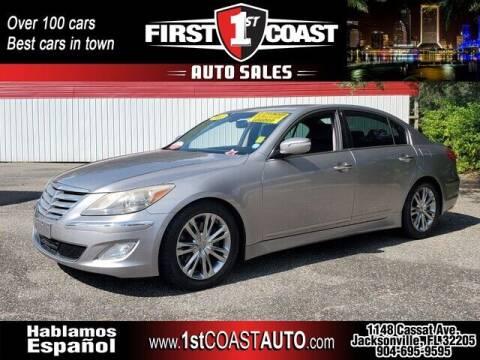 2012 Hyundai Genesis for sale at 1st Coast Auto -Cassat Avenue in Jacksonville FL
