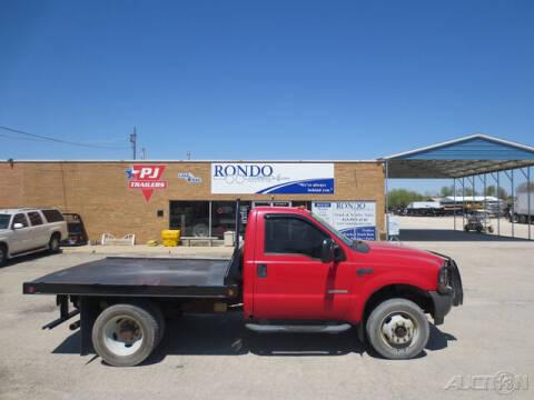 2004 Ford F-450 Super Duty for sale at Rondo Truck & Trailer in Sycamore IL