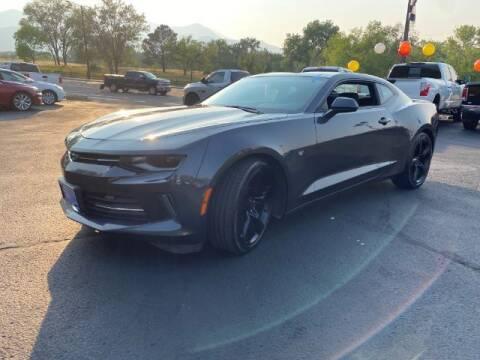 2017 Chevrolet Camaro for sale at Lakeside Auto Brokers Inc. in Colorado Springs CO