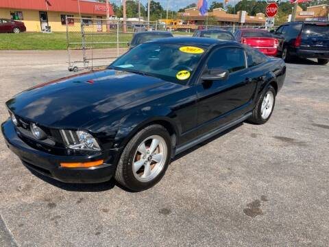 2007 Ford Mustang for sale at AUTO IMAGE PLUS in Tampa FL