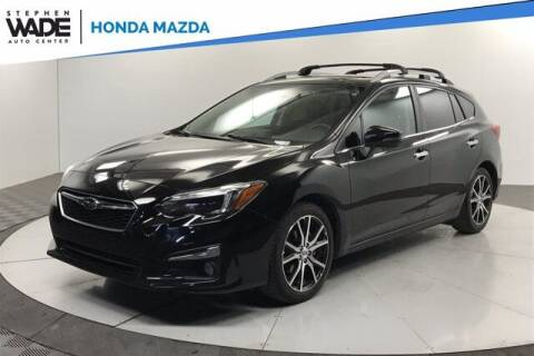 2018 Subaru Impreza for sale at Stephen Wade Pre-Owned Supercenter in Saint George UT