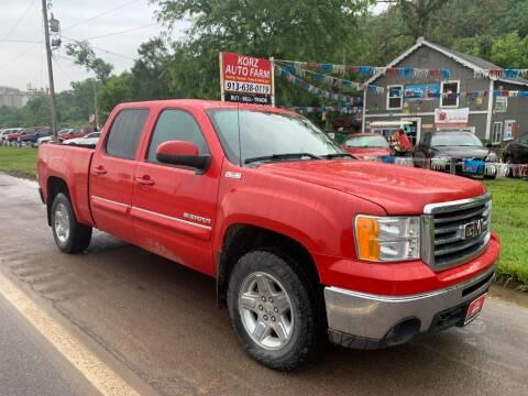 2012 GMC Sierra 1500 for sale at Korz Auto Farm in Kansas City KS