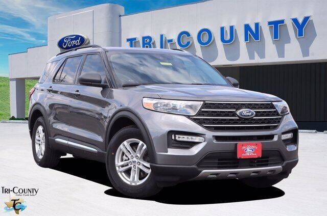 2021 Ford Explorer for sale in Mabank, TX