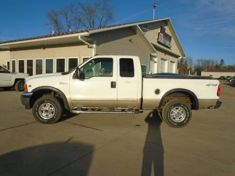 2001 Ford F-250 Super Duty for sale at Milaca Motors in Milaca MN