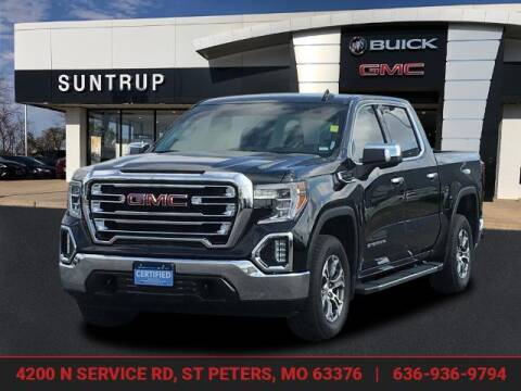 2019 GMC Sierra 1500 for sale at SUNTRUP BUICK GMC in Saint Peters MO