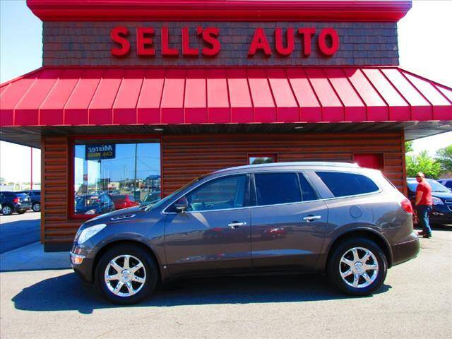 2008 Buick Enclave for sale at Sells Auto INC in Saint Cloud MN