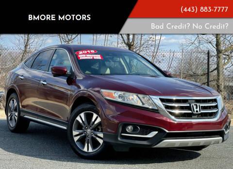 2015 Honda Crosstour for sale at Bmore Motors in Baltimore MD