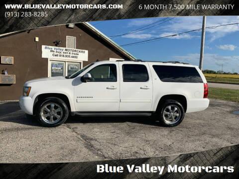 2013 Chevrolet Suburban for sale at Blue Valley Motorcars in Stilwell KS