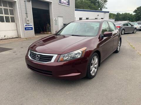 2010 Honda Accord for sale at Manchester Auto Sales in Manchester CT