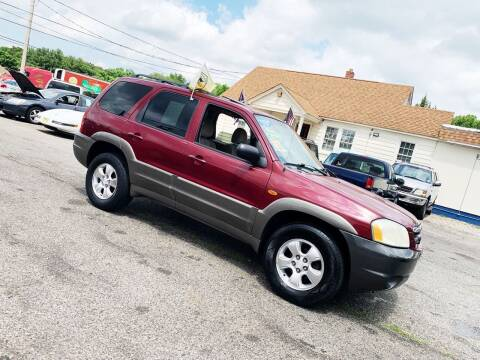 2003 Mazda Tribute for sale at New Wave Auto of Vineland in Vineland NJ