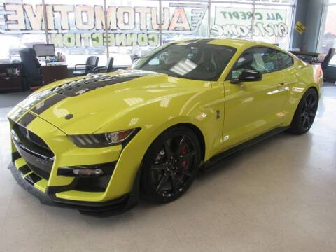 2021 Ford Mustang for sale at Automotive Connection in Fairfield OH