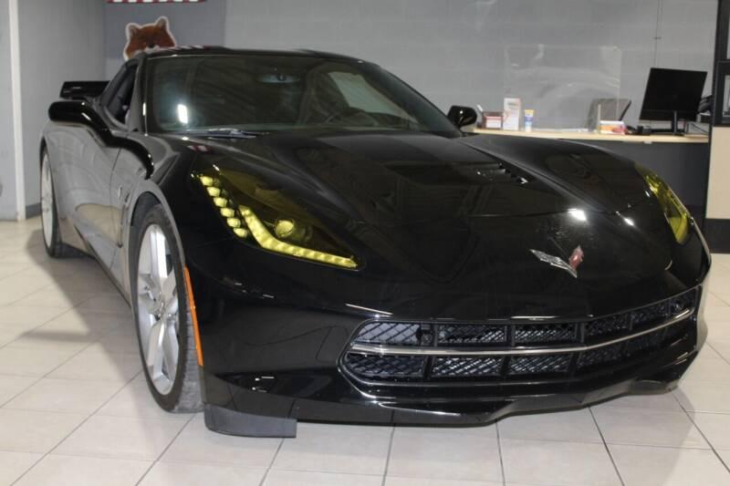2017 Chevrolet Corvette for sale in Columbus, OH