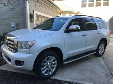 2008 Toyota Sequoia for sale at Car Connections in Kansas City MO